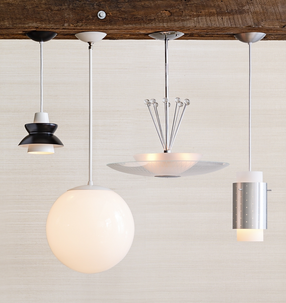 Modern Globe Pendant Lighting (#13 of 15)