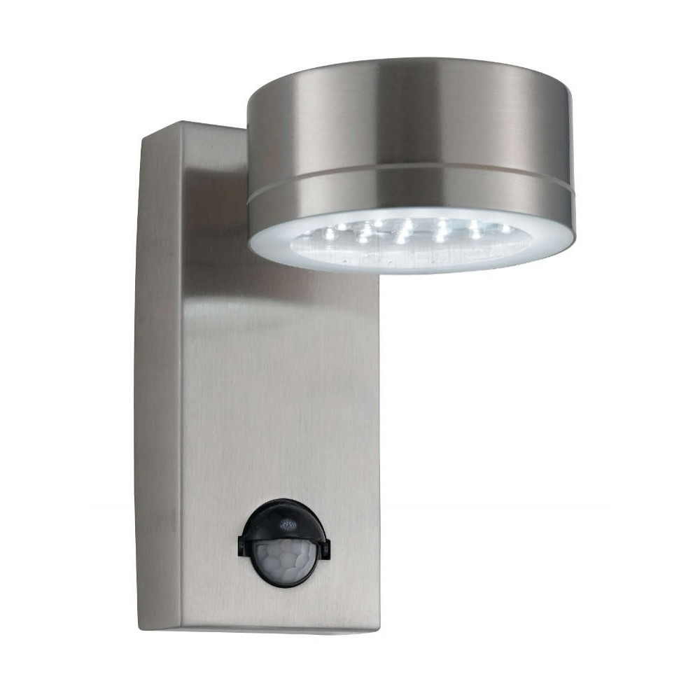 Modern Outdoor Light Fixtures Motion Sensor | Http://afshowcaseprop Within Outdoor Led Wall Lights With Sensor (#7 of 15)