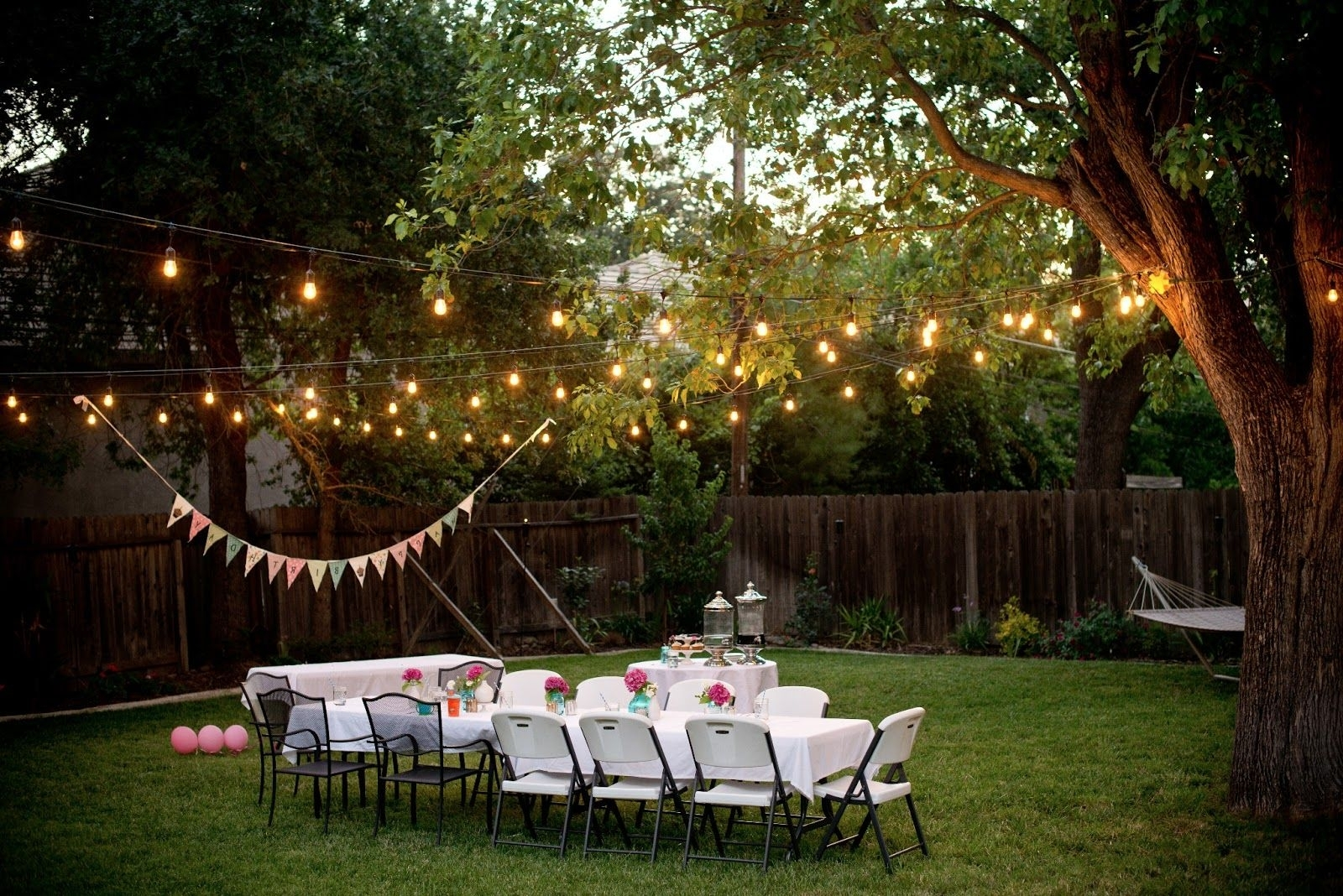Modern Outdoor Patio String Lights : Outdoor Furniture – How To Make For Modern Outdoor String Lights (#8 of 15)