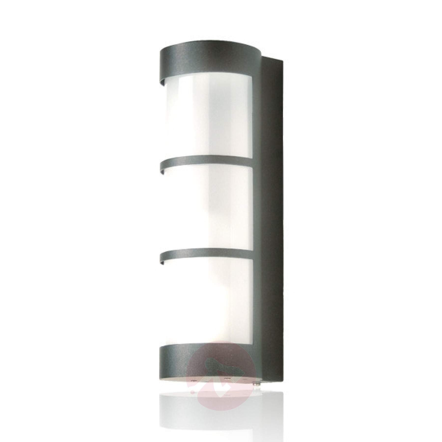 Modern Outdoor Wall Lamp Shine | Lights (#11 of 15)