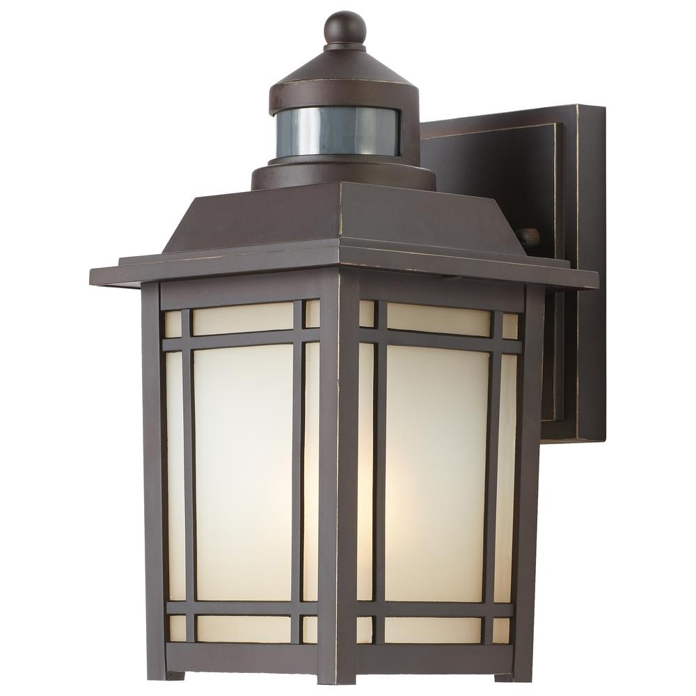 Motion Sensing – Outdoor Wall Mounted Lighting – Outdoor Lighting For New England Style Outdoor Lighting (View 12 of 15)
