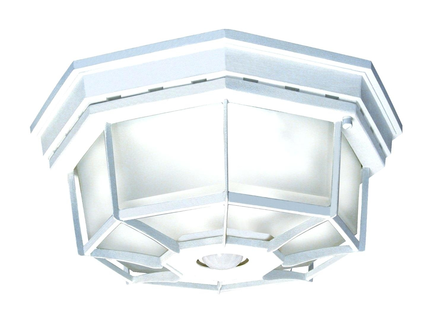 Popular Photo of Outdoor Motion Detector Ceiling Lights