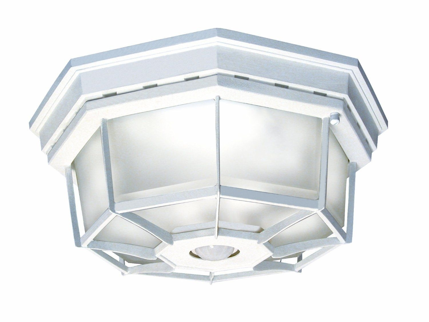 Inspiration about Motion Sensor Outdoor Ceiling Light Fixture | Http With Regard To Outdoor Ceiling Motion Sensor Lights (#3 of 15)