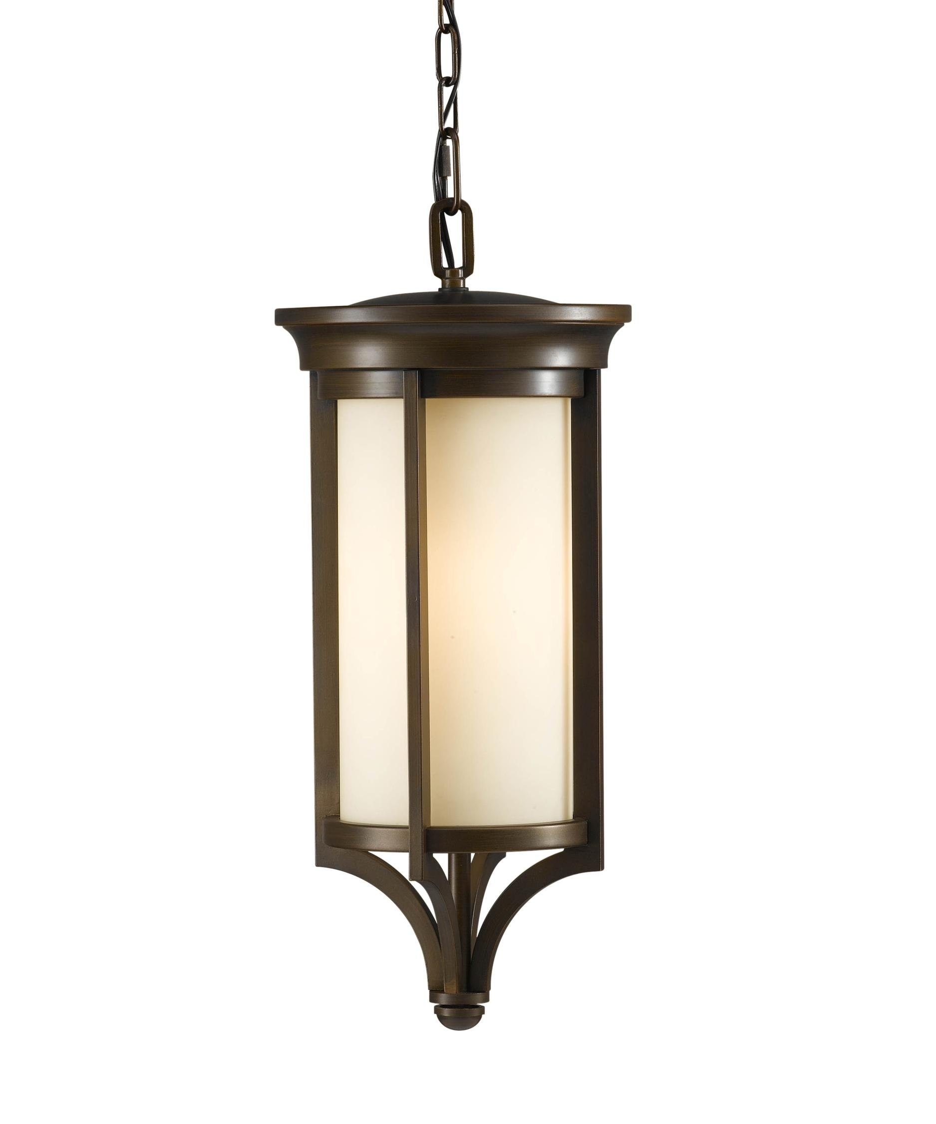 Murray Feiss Ol7511 Merrill 10 Inch Wide 1 Light Outdoor Hanging Pertaining To Electric Outdoor Hanging Lanterns (#10 of 15)