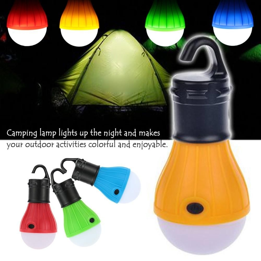 New Item Portable Outdoor Hanging Led Camping Tent Light Love With Regard To Outdoor Hanging Plastic Lanterns (#6 of 15)