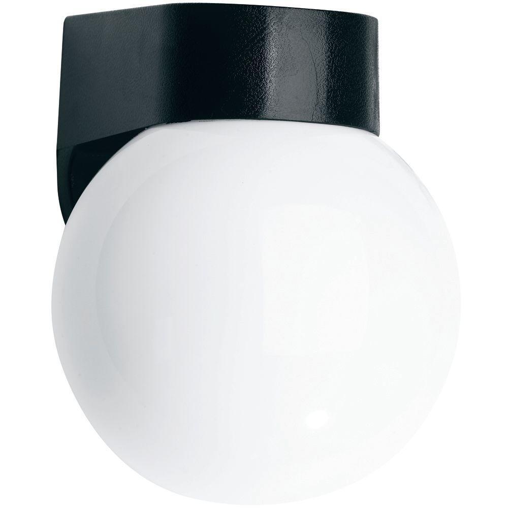 Newport Coastal Black Coastal Outdoor Globe Light 7791 03B – The Regarding Outside Wall Globe Lights (#11 of 15)