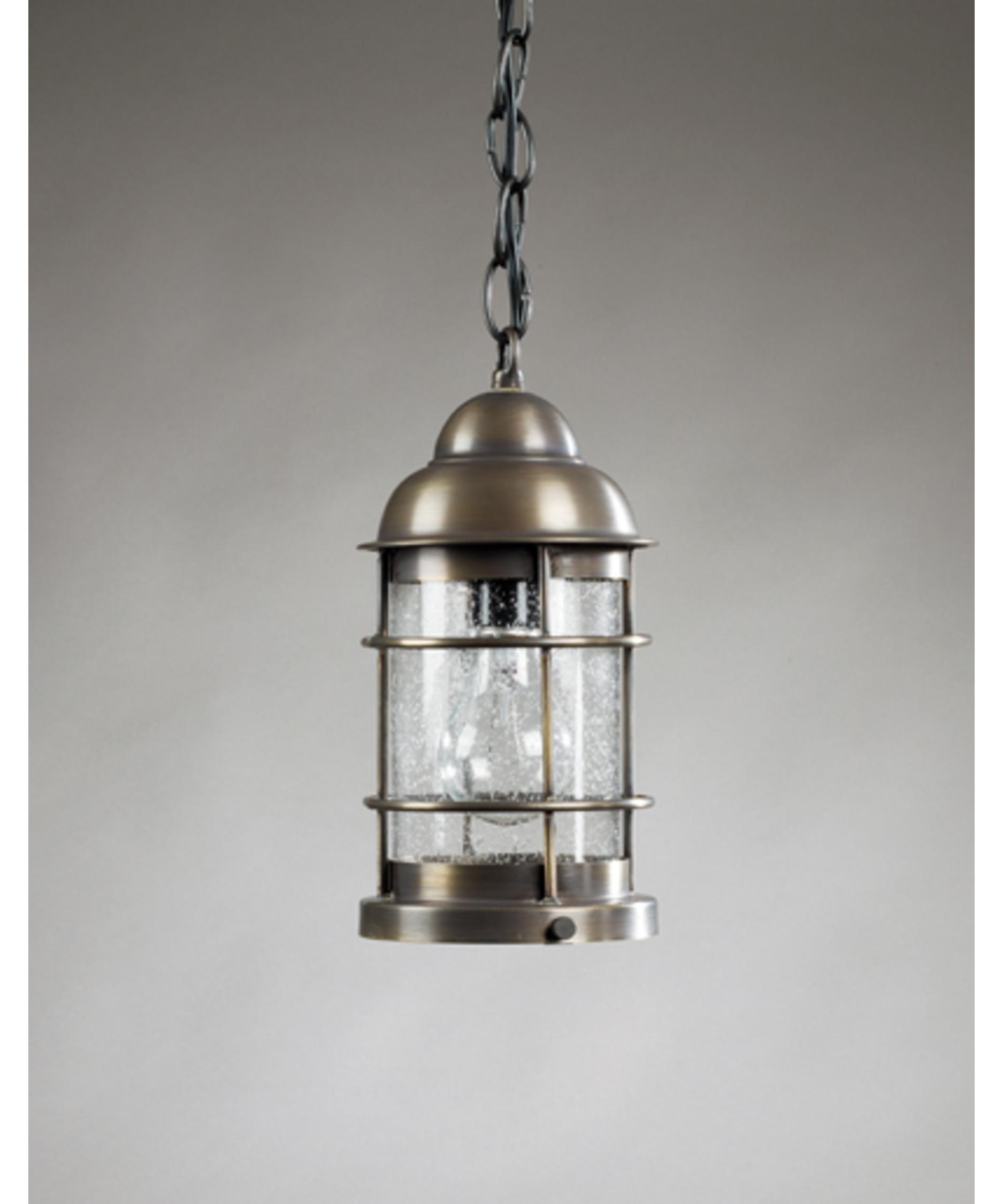 Popular Photo of Nautical Outdoor Hanging Lights