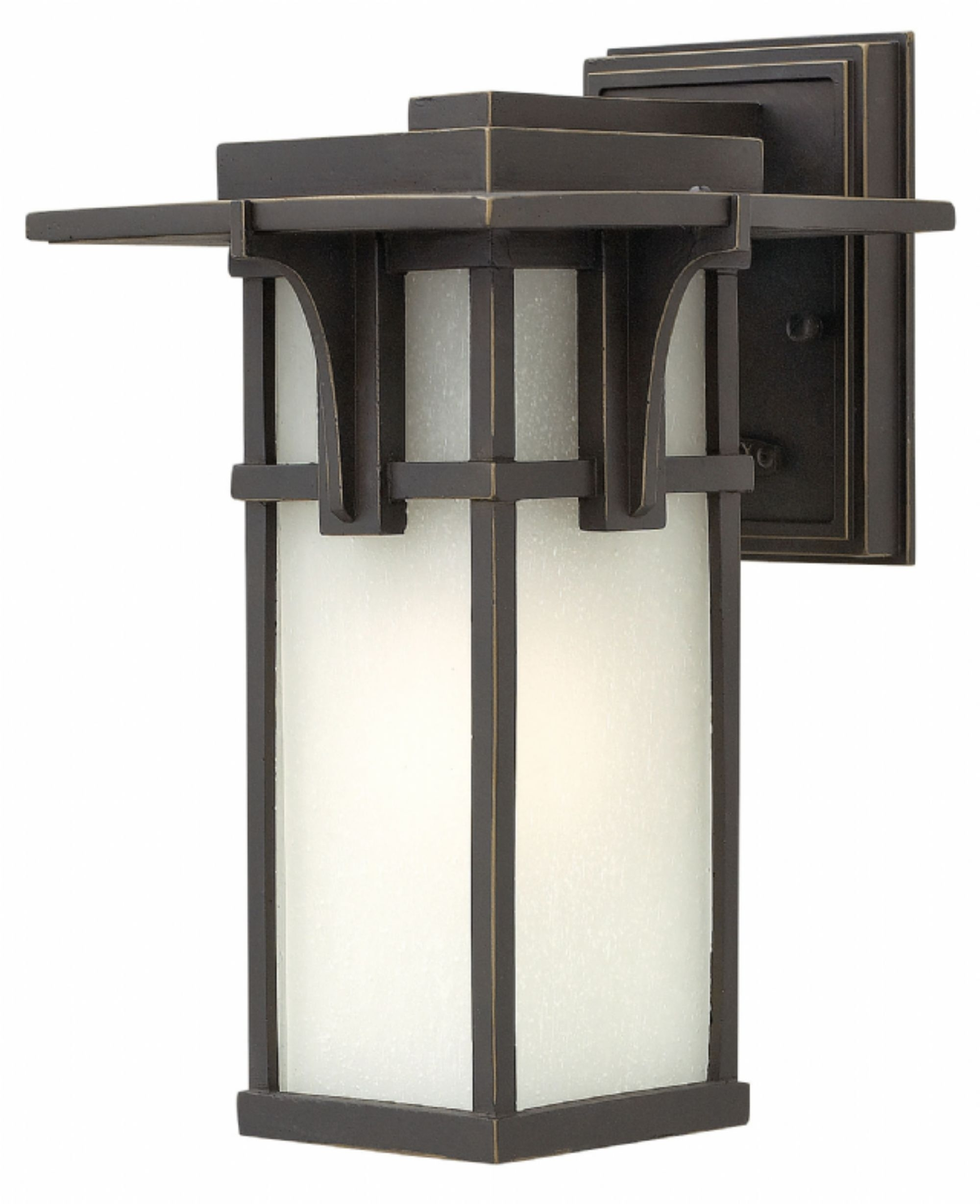 Oil Rubbed Bronze Manhattan > Exterior Wall Mount Inside Large Wall Mount Hinkley Lighting (#13 of 15)
