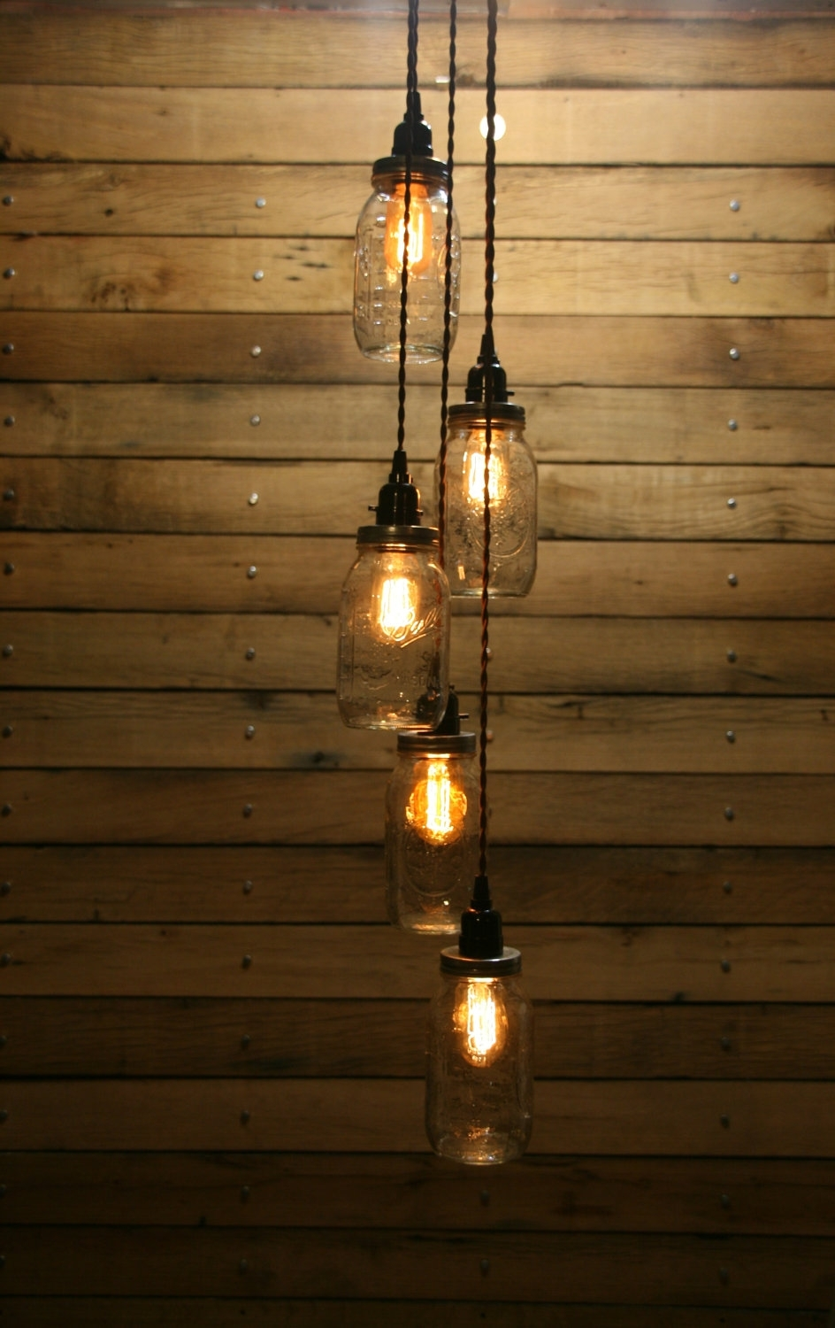 Old Styled Diy Hanging Lanterns With Five Options Of Lights Inside Diy Outdoor Hanging Lights (#11 of 15)