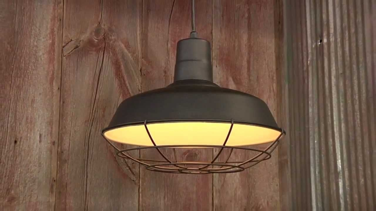 Outdoor Barn Ceiling Lights: All Weather Wall Barn Ceiling Exterior Intended For Outdoor Hanging Barn Lights (View 6 of 15)