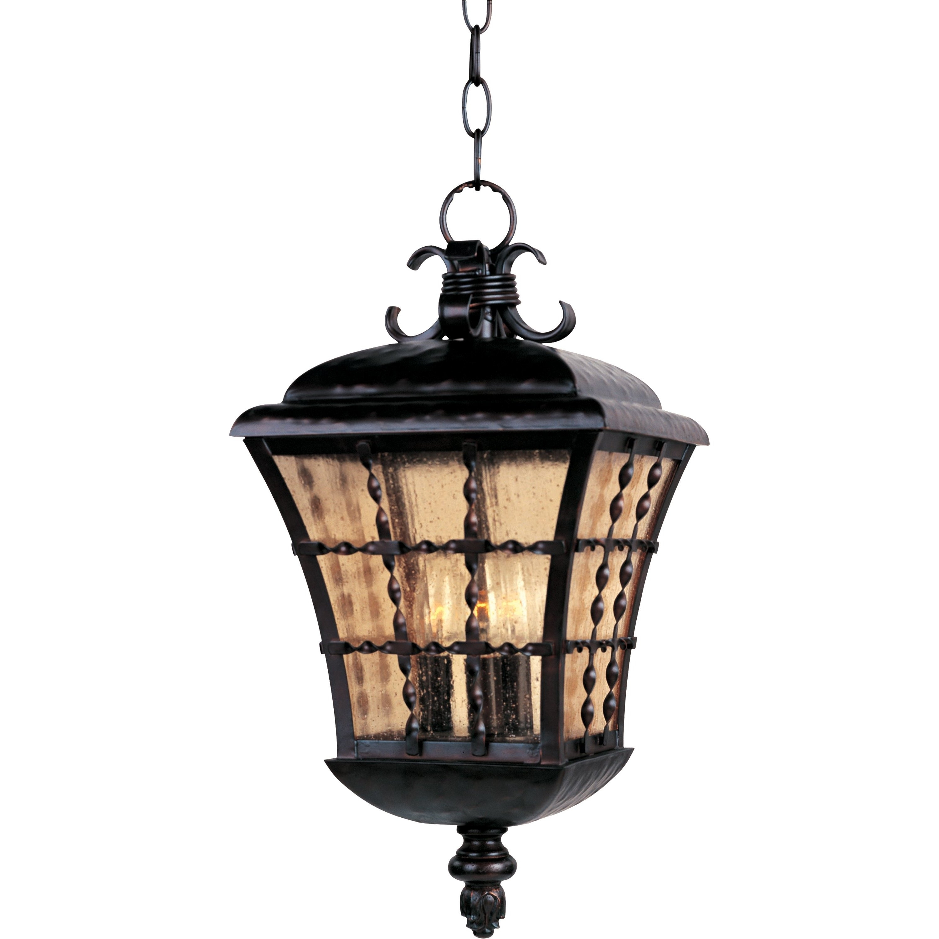 Outdoor Ceiling Lighting Ideas With Hanging Light Fixtures Picture Within Outdoor Ceiling Hanging Lights (#10 of 15)