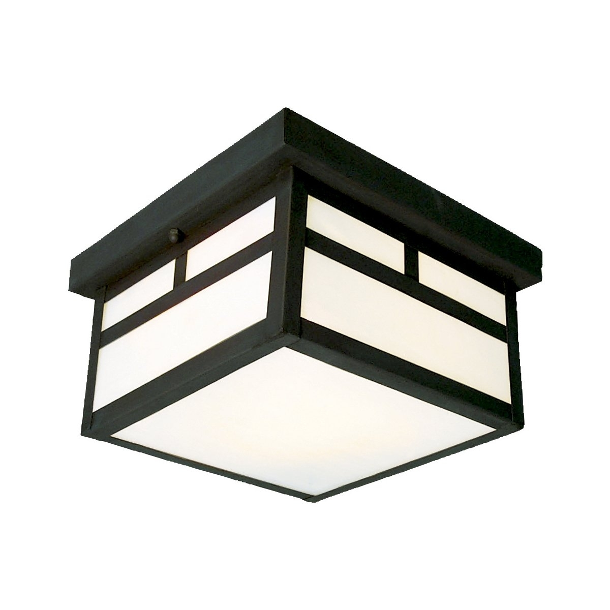 Outdoor Close To Ceiling Lights | Exterior Lights | Lowe's Canada With Regard To Outdoor Close To Ceiling Lights (#10 of 15)