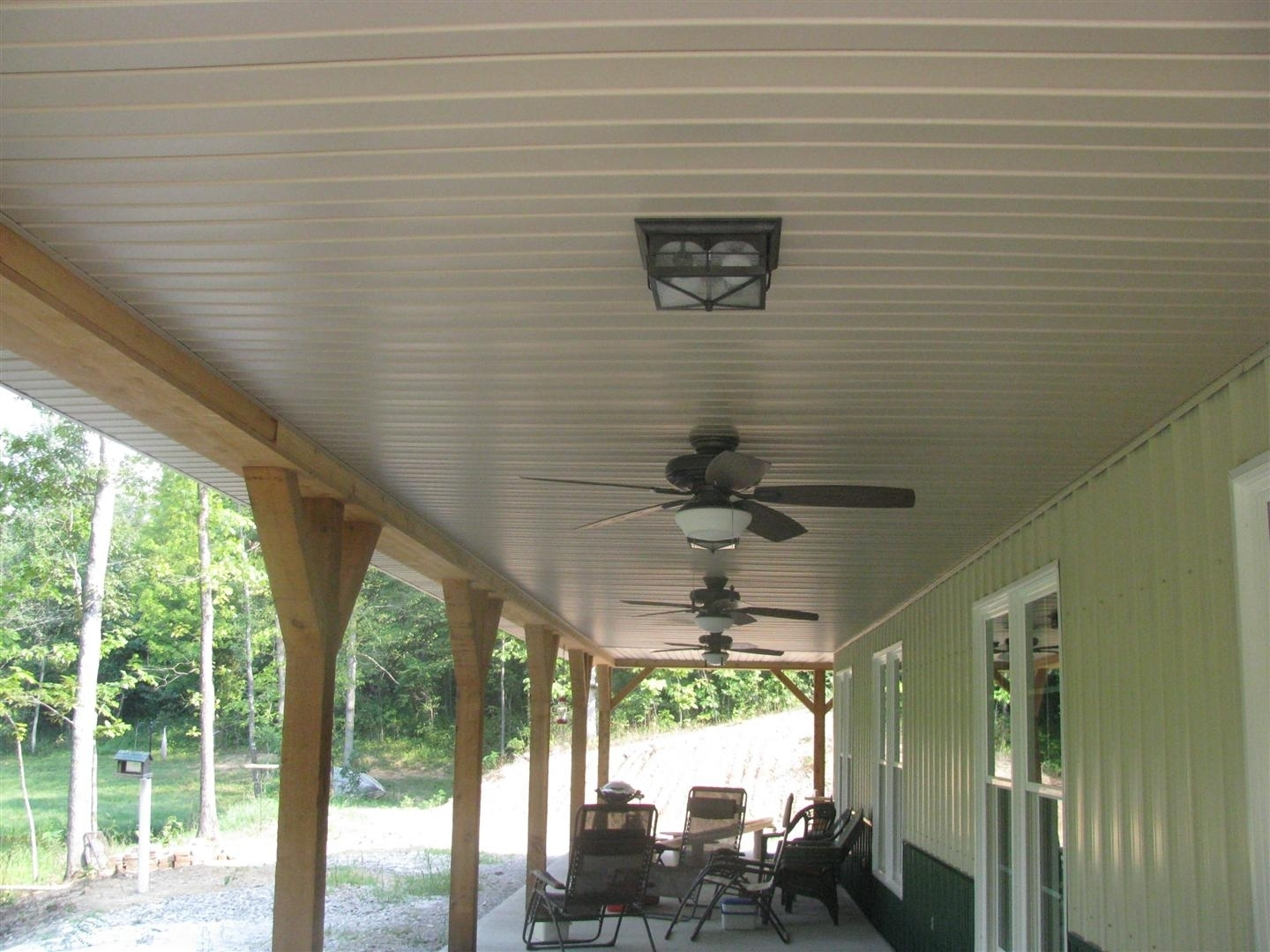 Outdoor Front Porch Ceiling Lights Pertaining To Ceiling Outdoor Lights For Front Porch (#13 of 15)