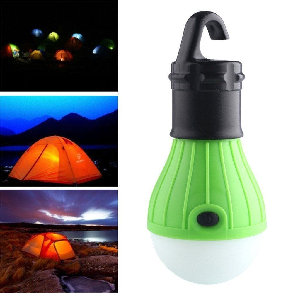 Outdoor Hanging Led Camping Tent Light | Diffused Light, Tents And Bulbs With Outdoor Hanging Camping Lights (View 2 of 15)