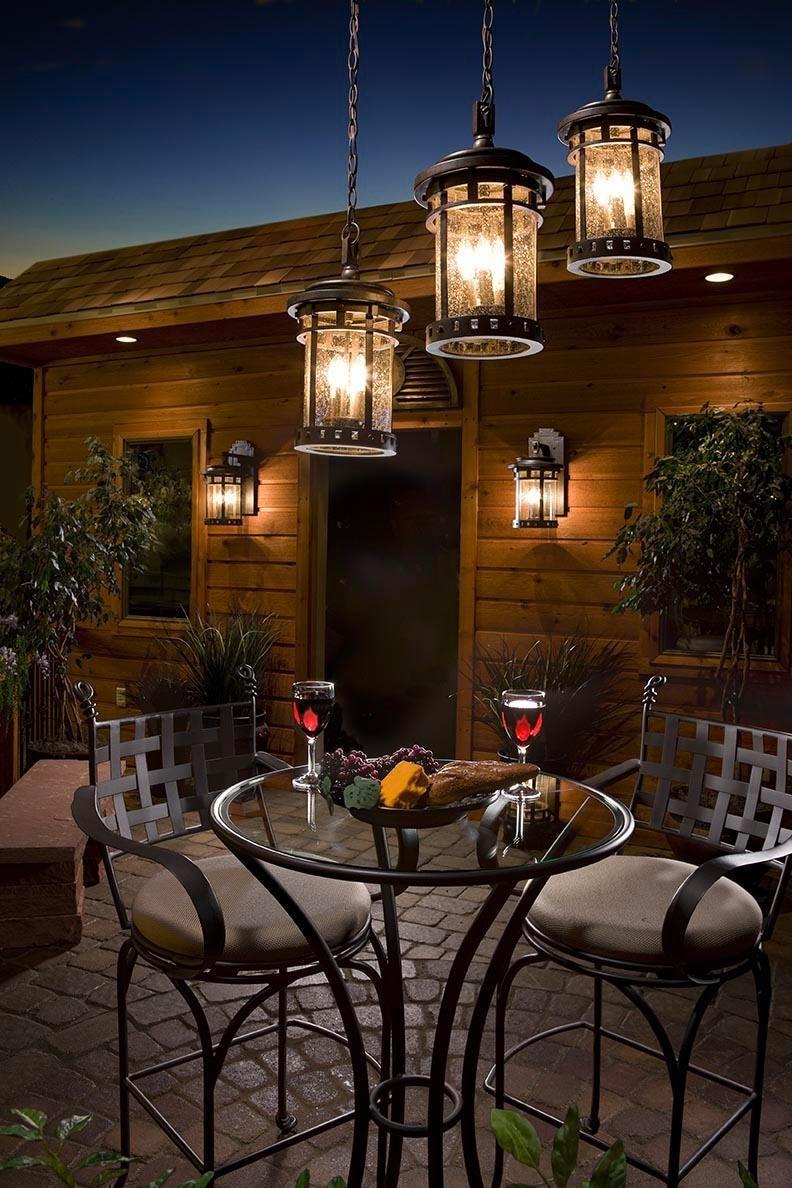 Outdoor Hanging Lights For Patio – Outdoor Designs Intended For Diy Outdoor Hanging Lights (#12 of 15)