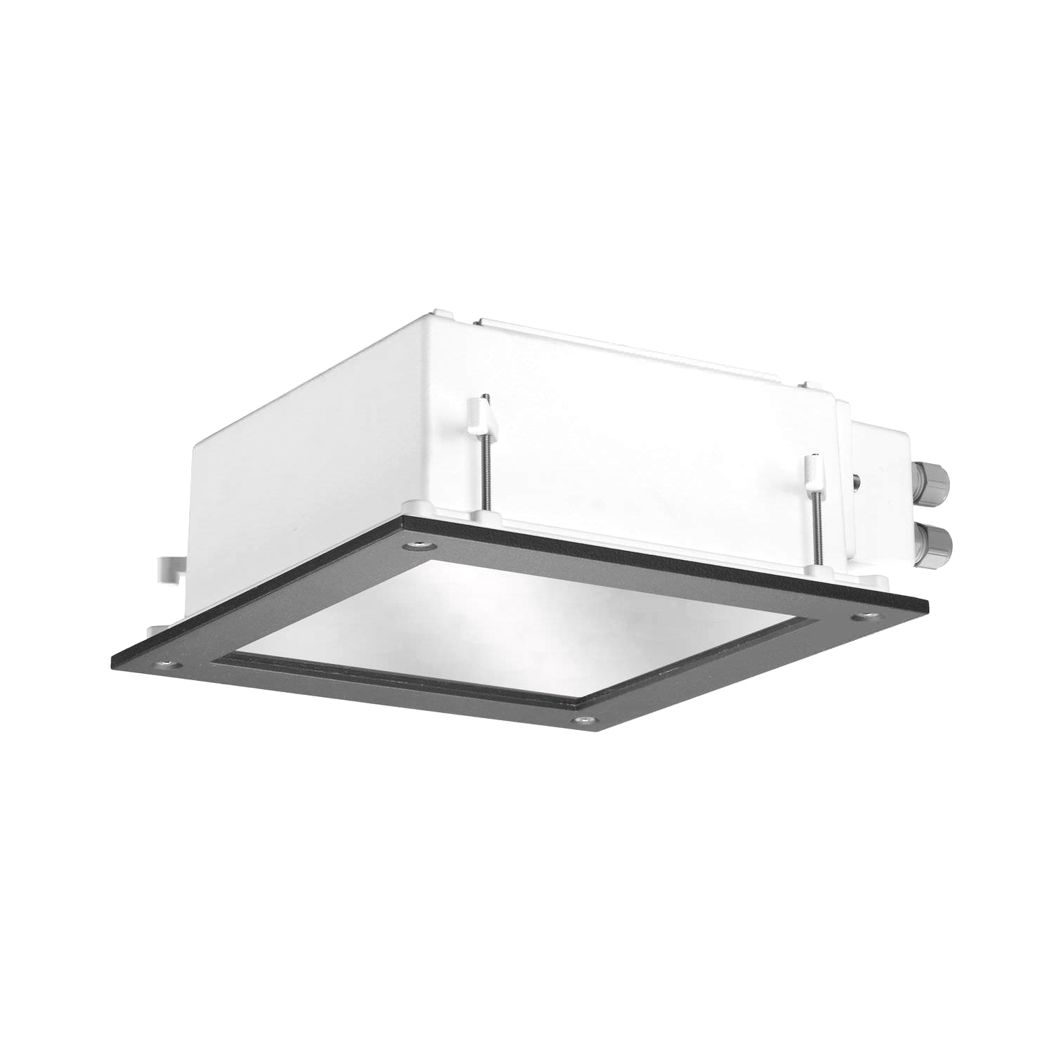 Outdoor Led Recessed Ceiling Lights • Led Lights Decor Within Outdoor Led Recessed Ceiling Lights (#10 of 15)