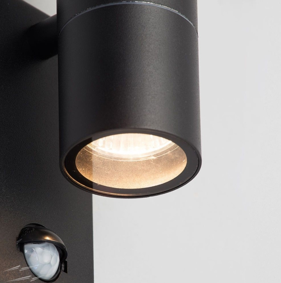 Outdoor Led Wall Lights With Pir – Outdoor Designs In Outdoor Led Wall Lights With Pir (View 12 of 15)