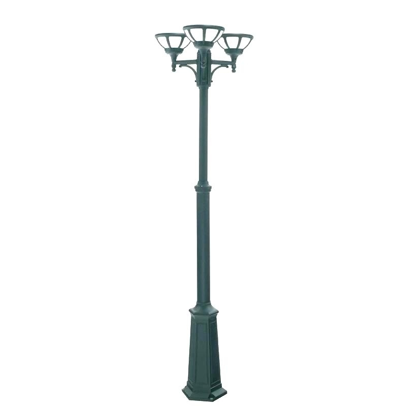 Outdoor Light Posts Home Depot – Spurinteractive Inside Modern Outdoor Solar Lights At Target (#7 of 15)