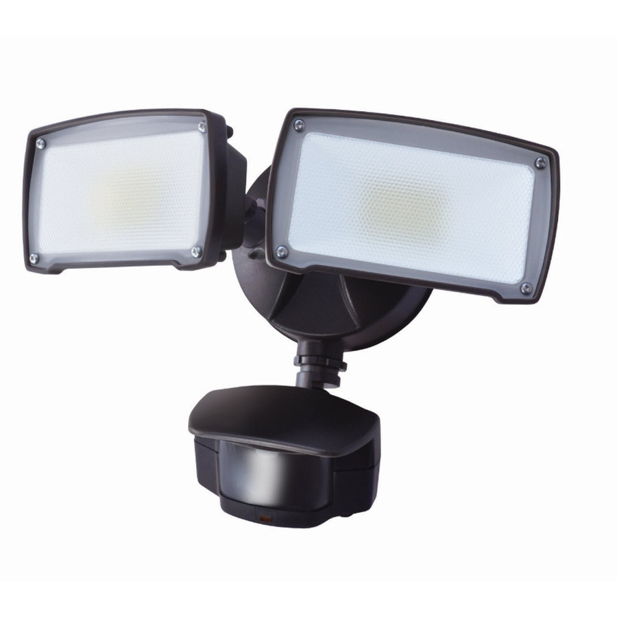 Outdoor Lighting: Astounding Led Exterior Flood Light Fixtures Regarding Hanging Outdoor Flood Lights (View 4 of 15)