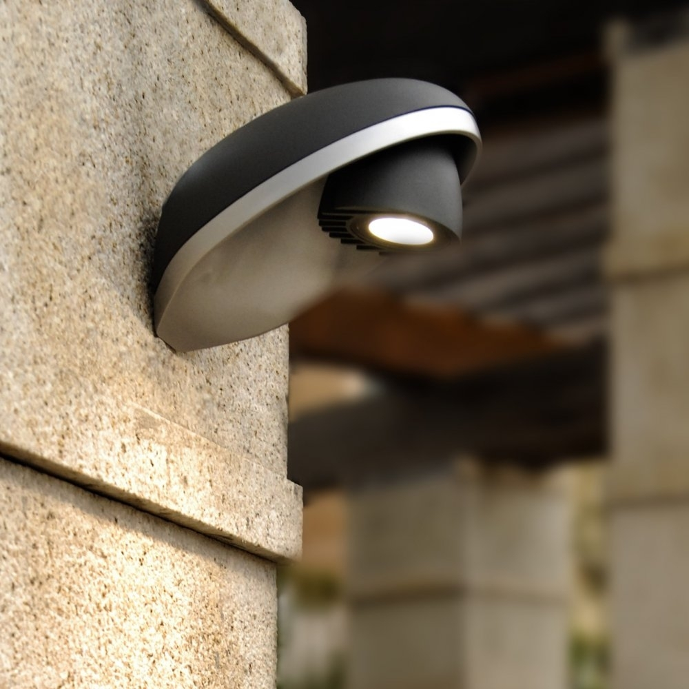 15 ideas of outdoor wall lighting with photocell
