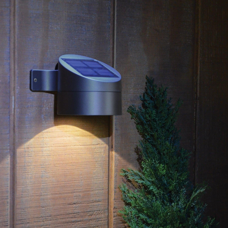 Popular Photo of Modern Led Solar Garden Lighting Fixture