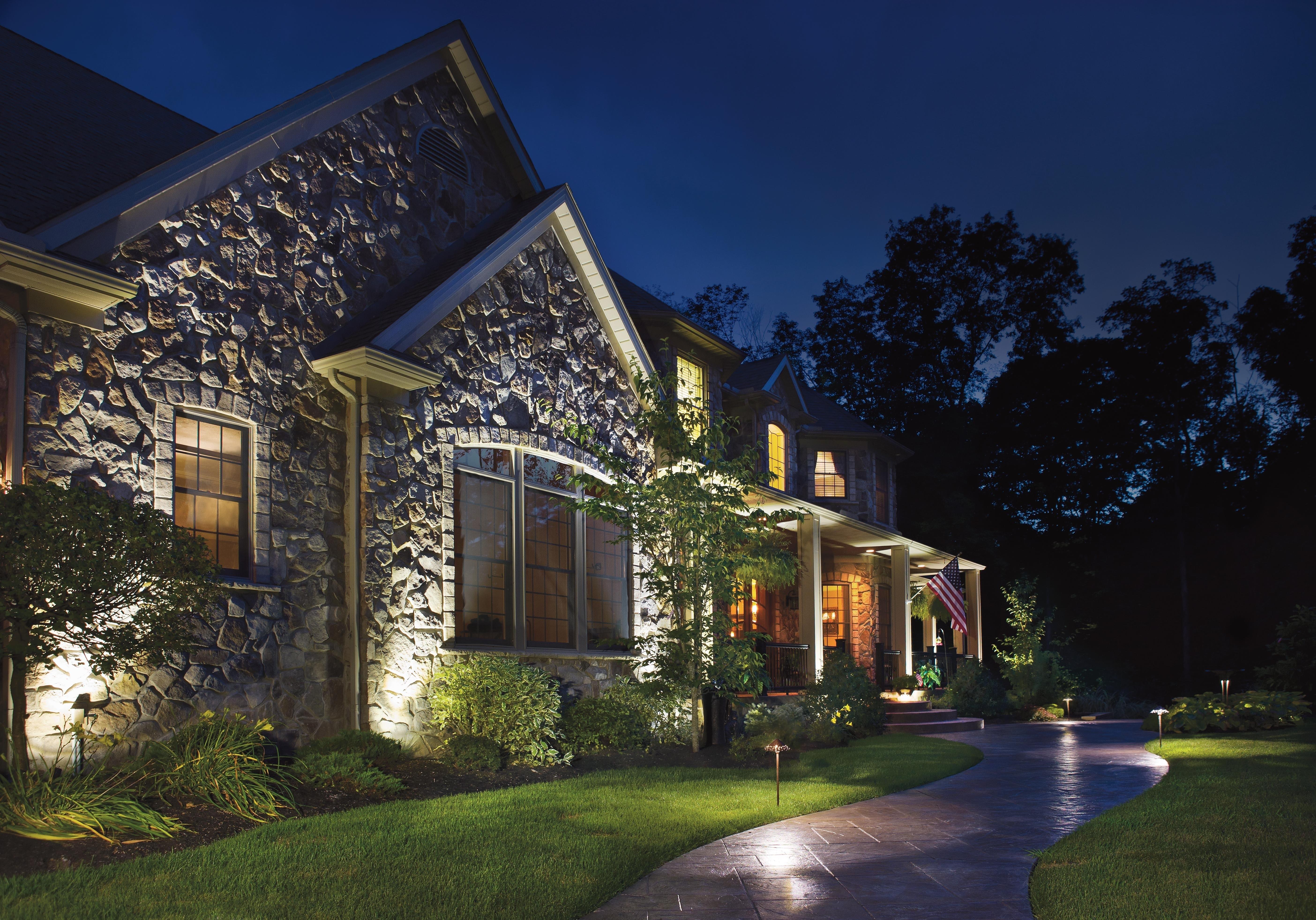 Outdoor Lighting – Evopavers Regarding Electric Outdoor Lighting Garden (#14 of 15)