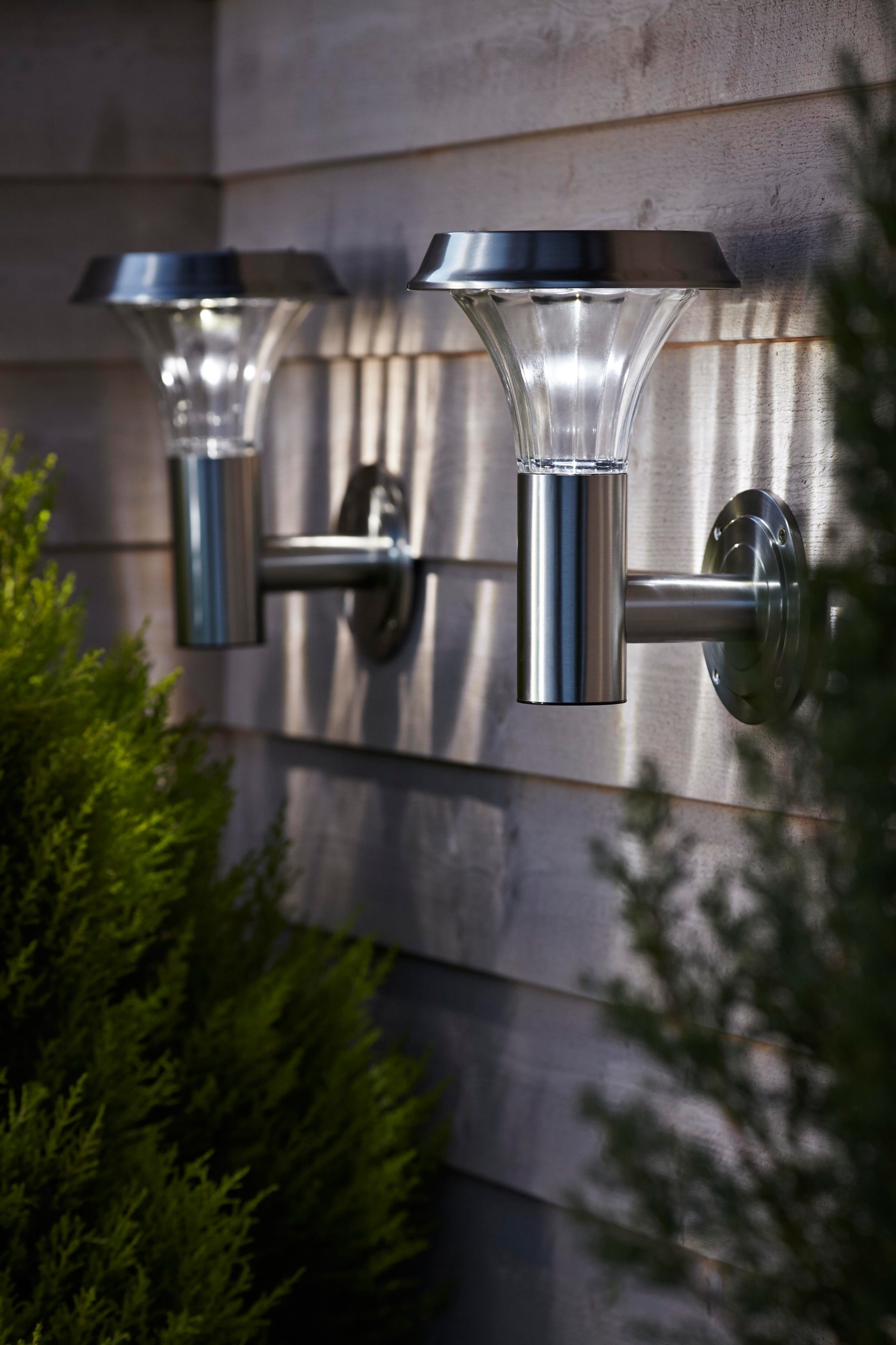 Outdoor Lighting Garden Solar Lights ~ Idolza Intended For Contemporary Solar Garden Lighting Fixtures (#10 of 15)