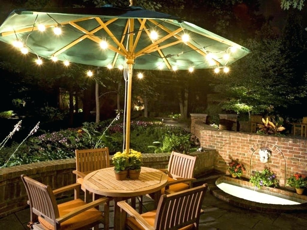Outdoor Lighting Hanging Gazebo : Ideas To Better Outdoor Lighting For Outdoor Hanging Gazebo Lights (View 14 of 15)