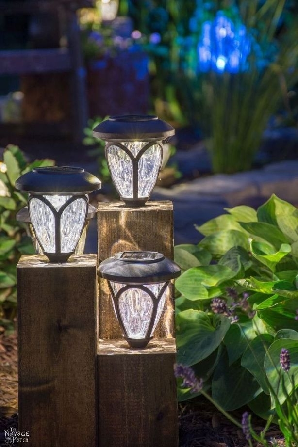 Outdoor Lighting Ideas Solar – Dayri In Modern Outdoor And Garden Solar Lights (#10 of 15)