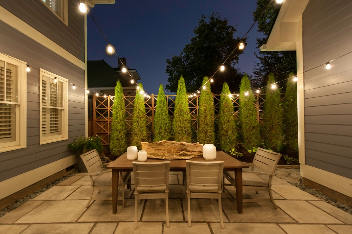Popular Photo of Outdoor Hanging Wall Lights