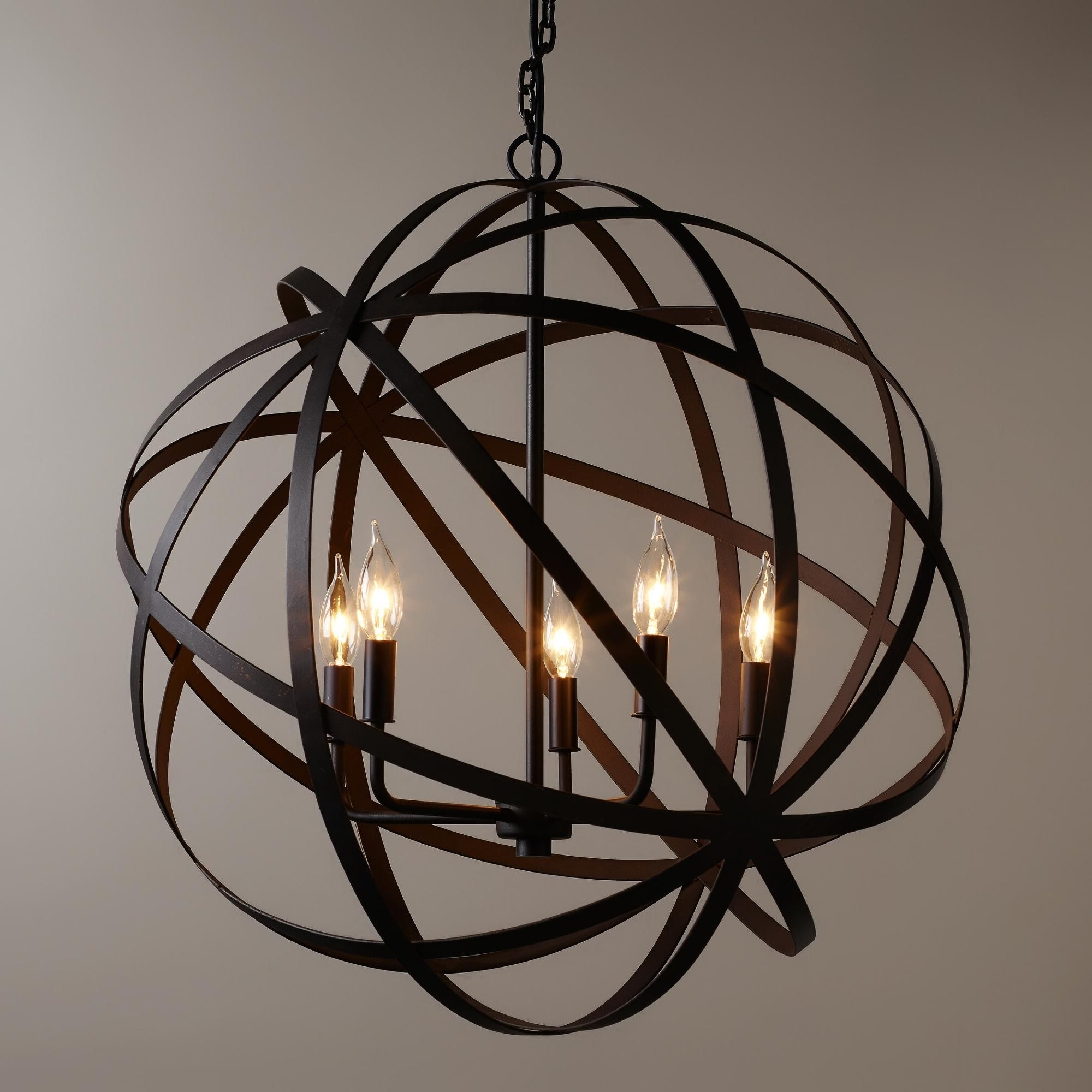 Inspiration about Outdoor Lighting: Marvellous Large Exterior Chandeliers Dusk To Dawn Throughout Contemporary Rustic Outdoor Lighting At Wayfair (#14 of 15)
