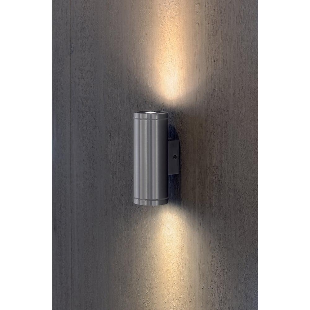 Outdoor Lighting: Outstanding Led Exterior Wall Lights Outdoor Wall With Outdoor Wall Led Lighting Fixtures (#8 of 15)