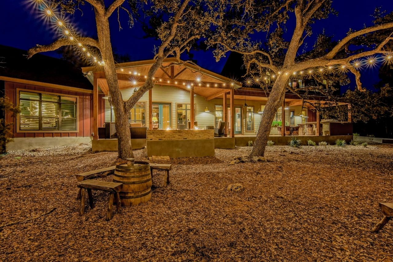 Outdoor Lighting Tips To Get You Through Fall | Hgtv's Decorating With Regard To Hanging Lights For Outdoor Wedding (#11 of 15)