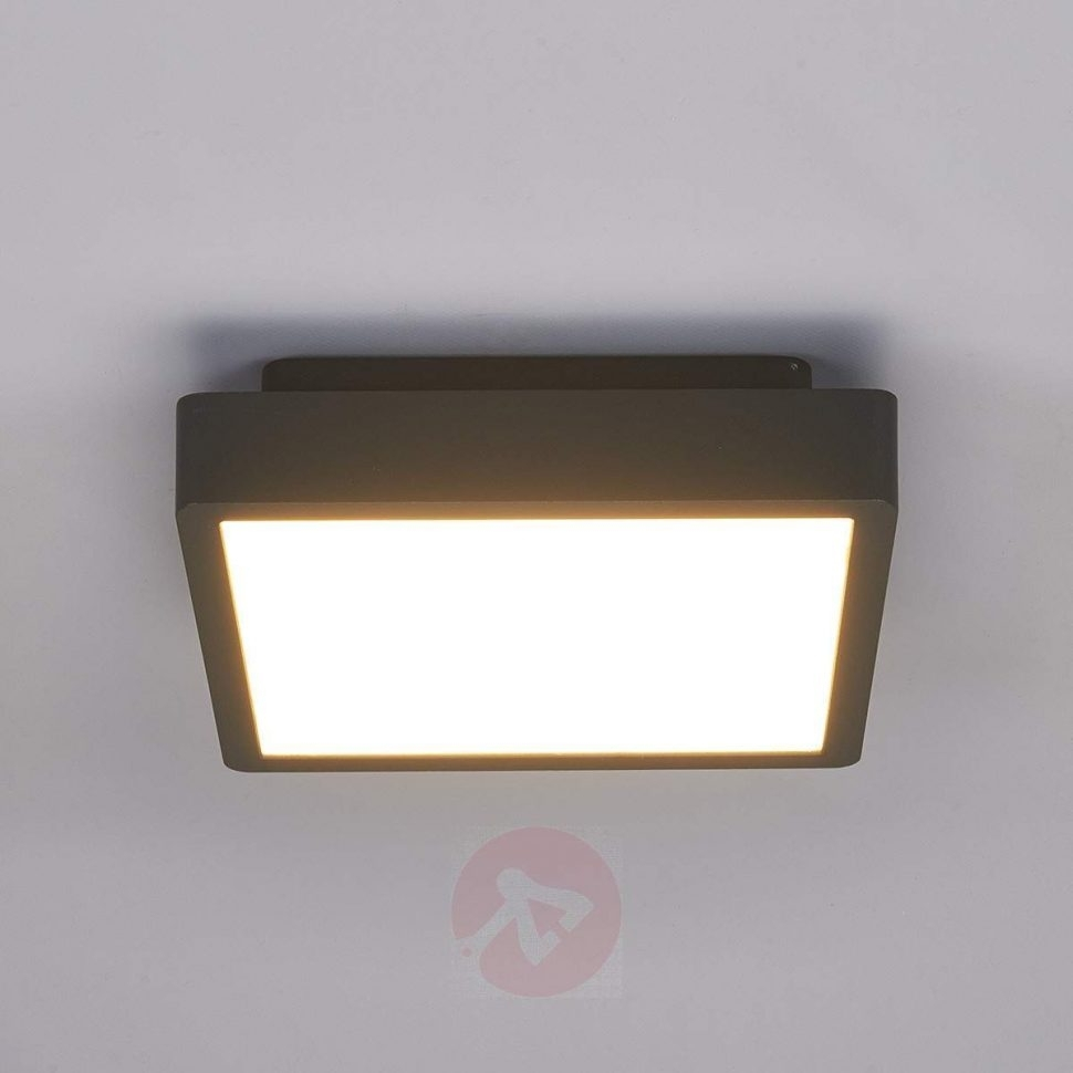Outdoor : Outdoor Wall Sconce Lighting Fixtures Semi Flush Light For Outdoor Led Ceiling Lights (View 5 of 15)