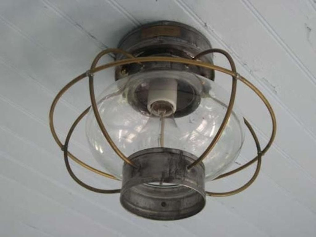 Outdoor Porch Ceiling Light Fixtures Antique Brass – Karenefoley In Outdoor Deck Ceiling Lights (#10 of 15)