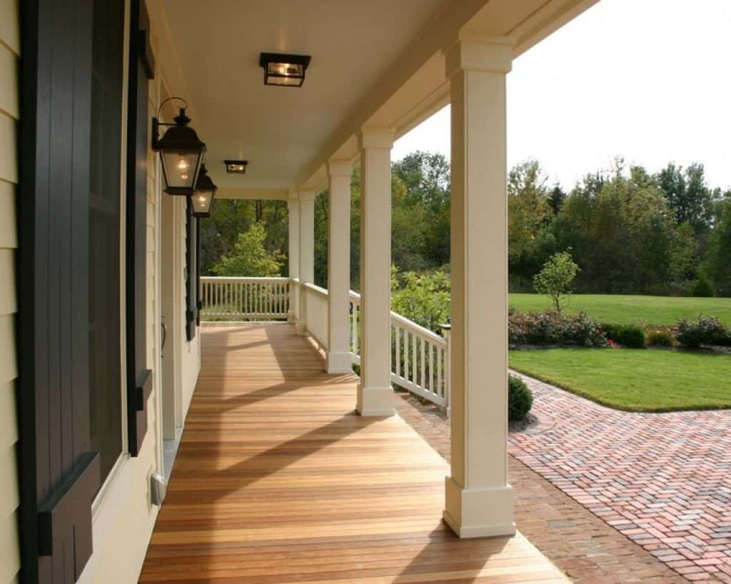 Outdoor Porch Ceiling Lights Small — Front Porch And Lighting Ideas For Outdoor Front Porch Ceiling Lights (#12 of 15)