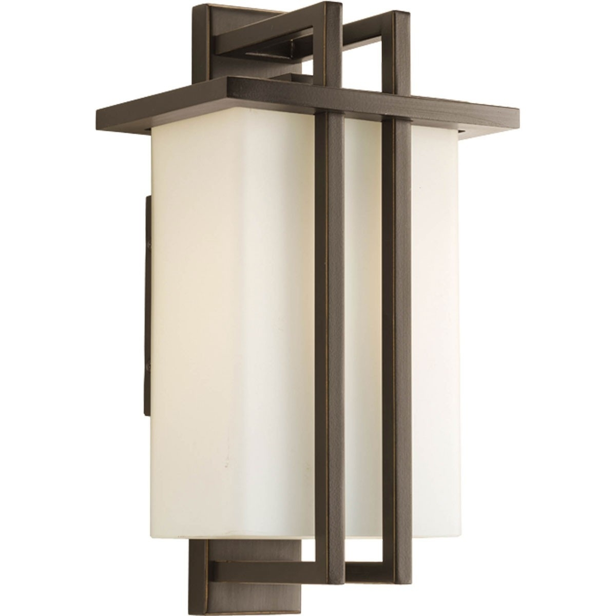 Outdoor Small Hanging Lantern Light Fixture – Progress Lighting With Regard To Outdoor Hanging Wall Lanterns (View 11 of 15)