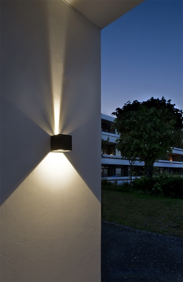 Outdoor Wall Led Light Fixtures – Video And Photos | Madlonsbigbear For Outdoor Wall Led Lighting Fixtures (#9 of 15)