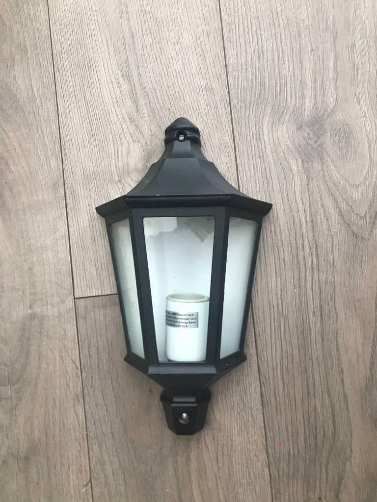 Inspiration about Outdoor Wall Light | In Morley, West Yorkshire | Gumtree With Outdoor Wall Lights At Gumtree (#1 of 15)