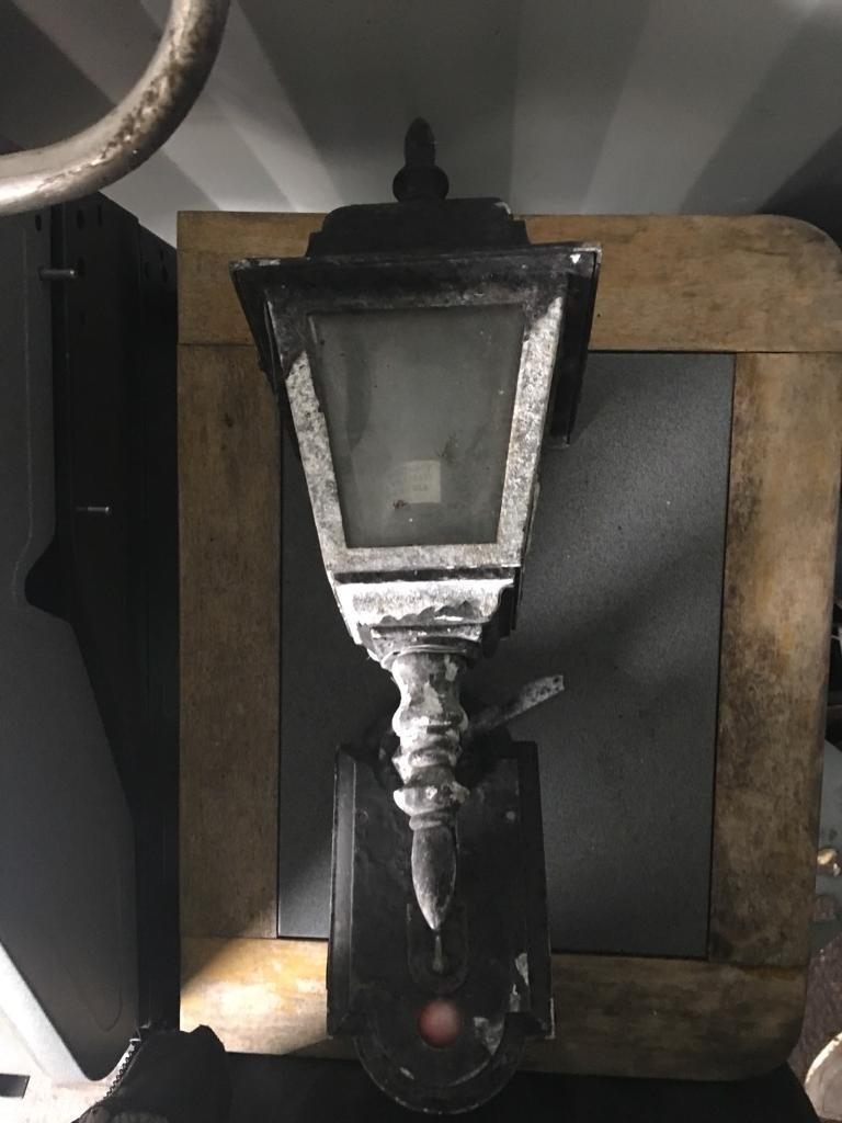 Outdoor Wall Light | In Sheffield, South Yorkshire | Gumtree With Outdoor Wall Lights At Gumtree (#7 of 15)