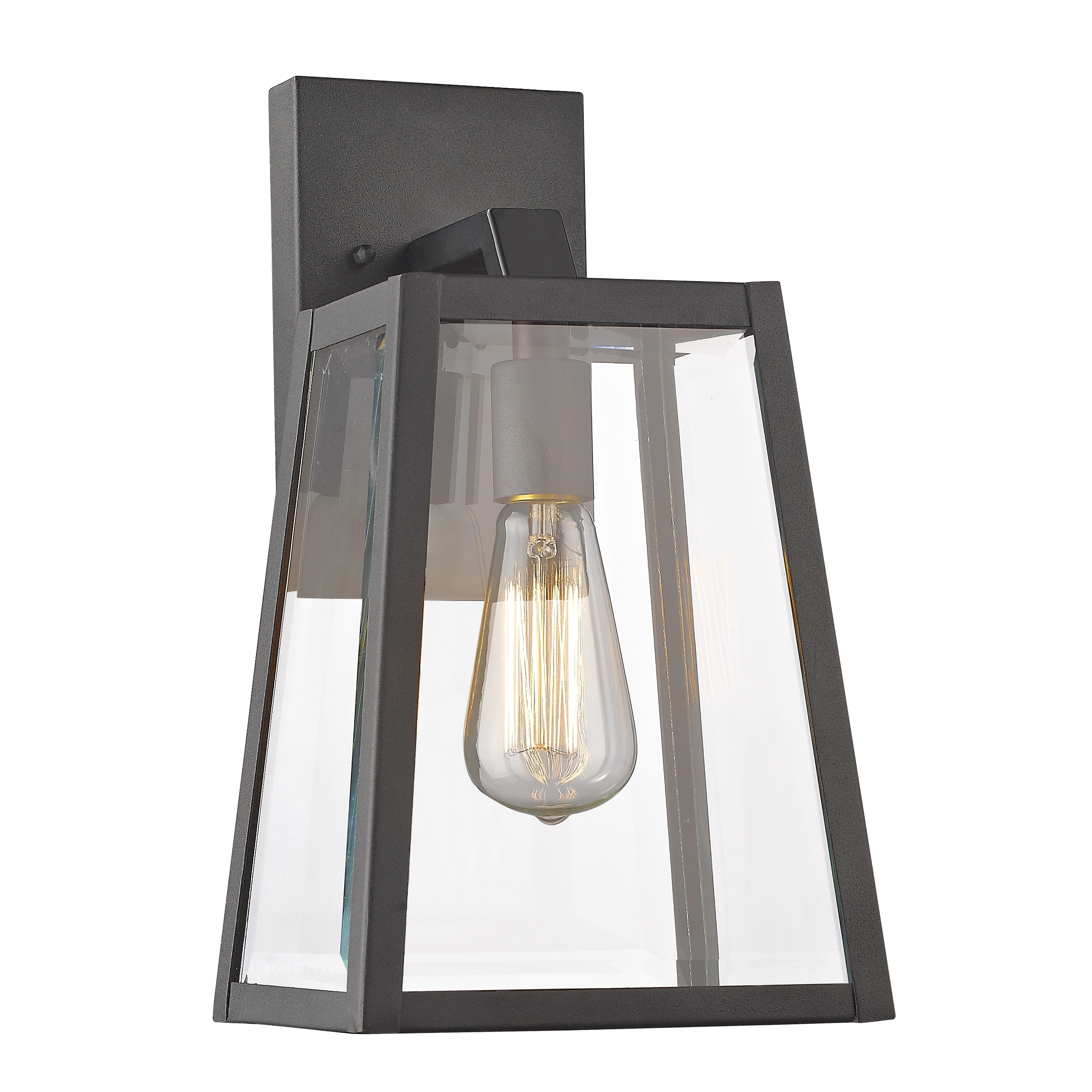 Inspiration about Outdoor Wall Lighting Wayfair 1 Light Sconce ~ Clipgoo Pertaining To Contemporary Rustic Outdoor Lighting At Wayfair (#1 of 15)