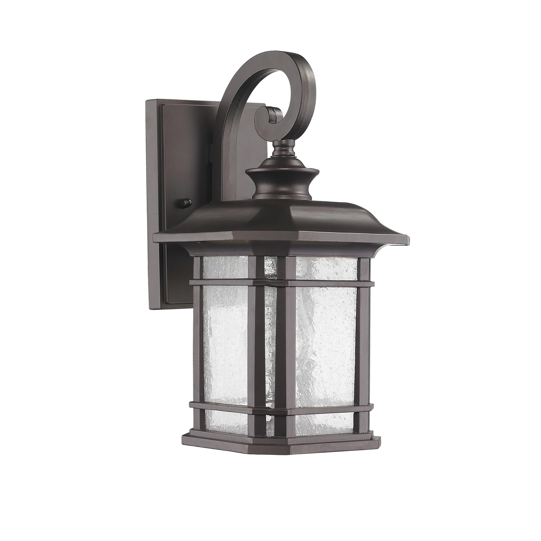 Outdoor Wall Lighting Wayfair Transitional 1 Light Lantern ~ Clipgoo With Modern Garden Porch Light Fixtures At Wayfair (#13 of 15)