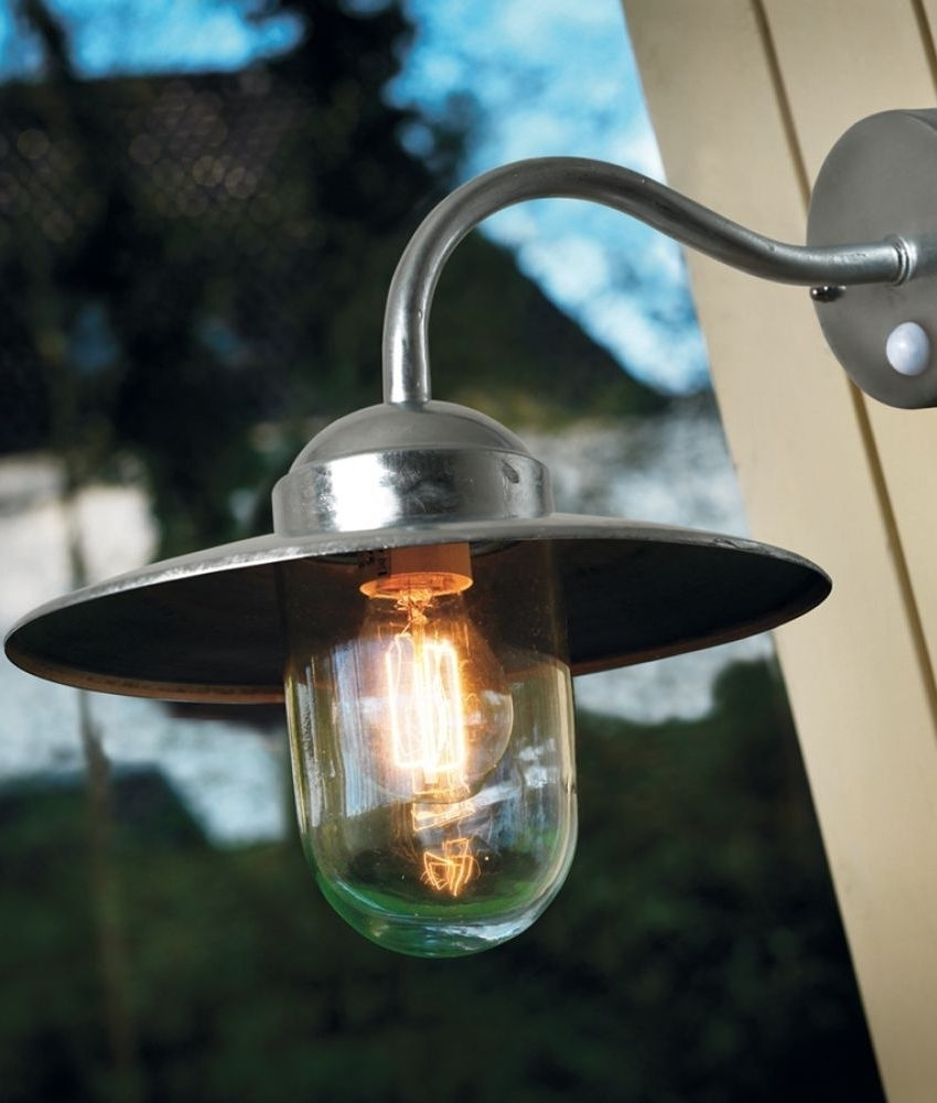Outdoor Wall Lights With Pir Sensor | Http://afshowcaseprop In Outdoor Hanging Lanterns With Pir (#13 of 15)