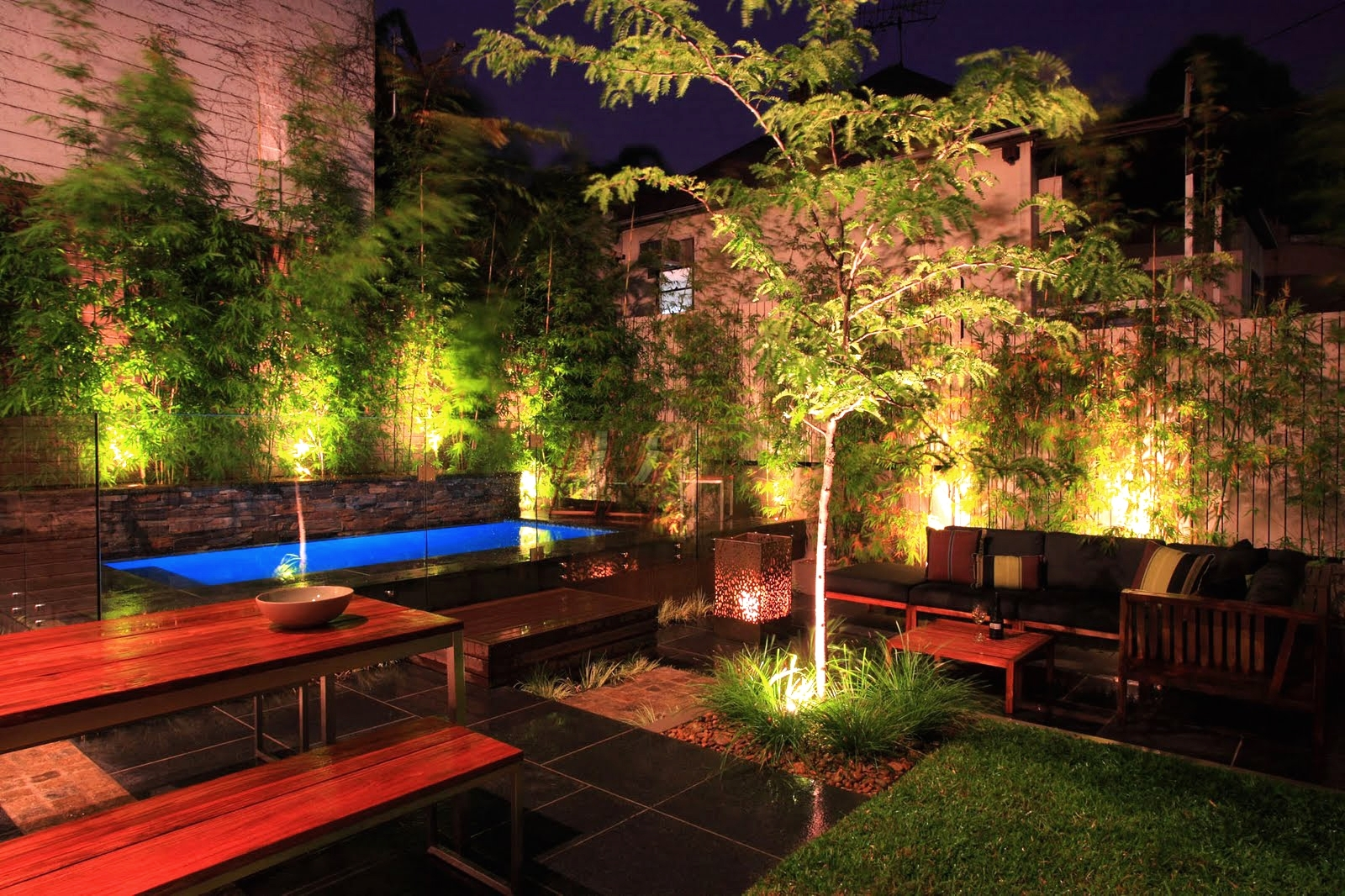 Outside Lights: How To Design Your Garden Lighting Throughout Ireland Outdoor Lighting (#14 of 15)
