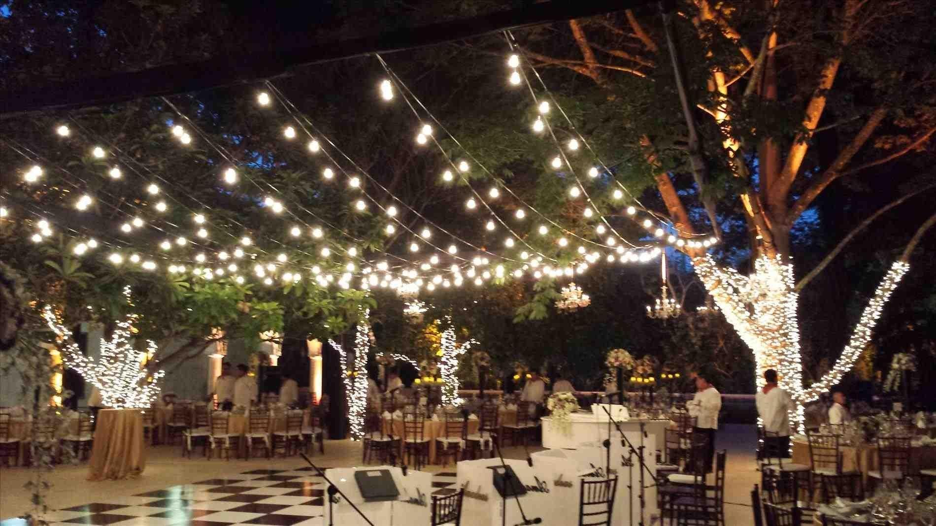Outside String Lights – Dragg Regarding Outdoor And Garden String Lights At Wayfair (#12 of 15)