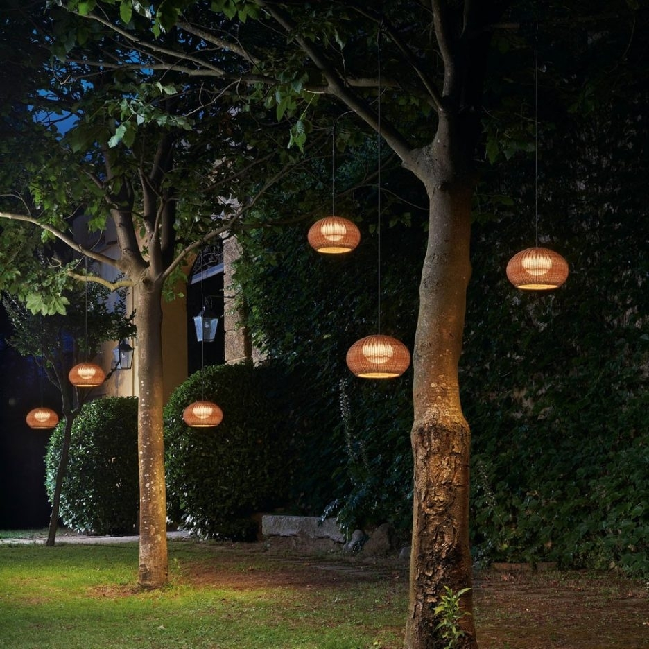 Page 8 Of Industrial Pendant Lights Tags : Outdoor Pendant Lighting With Outdoor Hanging Lights For Trees (View 9 of 15)