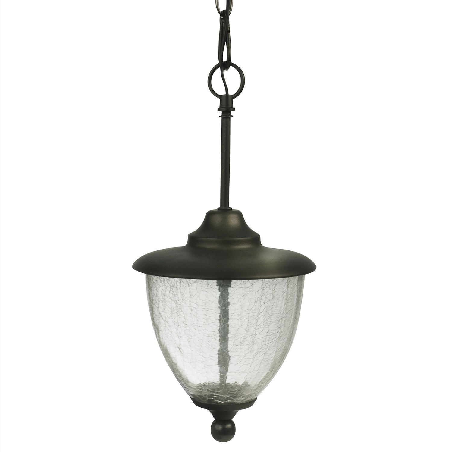 Inspiration about Paradise Gl28649Bk Solar Outdoor Lighting Led Gazebo Pendant Light With Outdoor Hanging Lights At Walmart (#5 of 15)