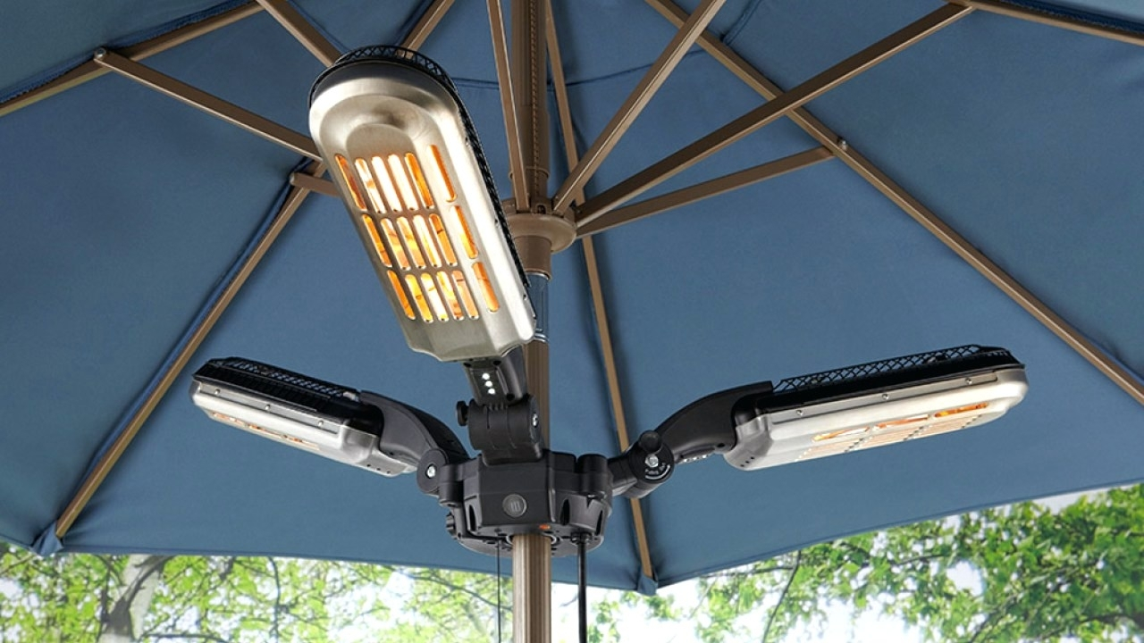 Inspiration about Patio Ideas ~ Best Patio Heat Lamps Patio Excellent Patio Heat Lamps Within Outdoor Hanging Heat Lamps (#2 of 15)