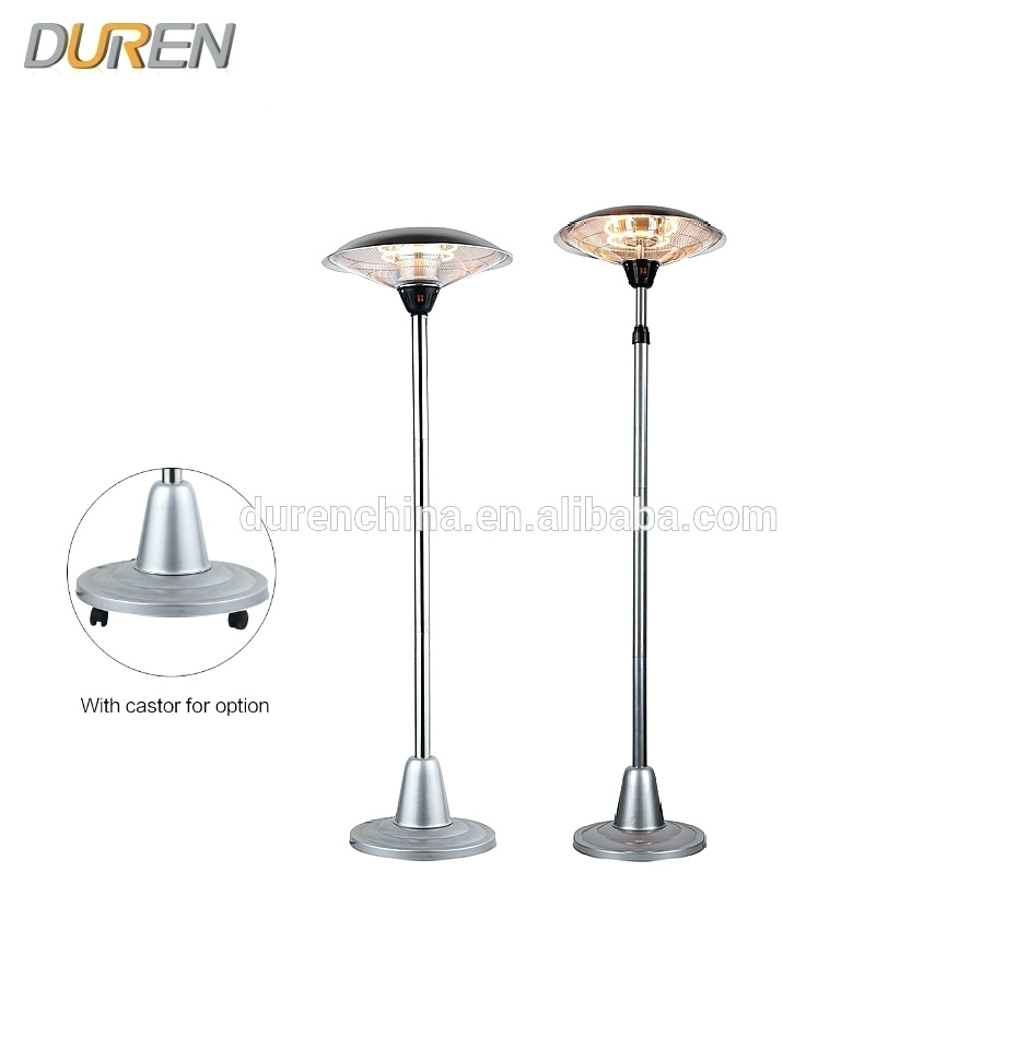 Patio Ideas ~ Electric Patio Heater Infrared Outdoor Garden Hanging With Outdoor Hanging Heat Lamps (#14 of 15)
