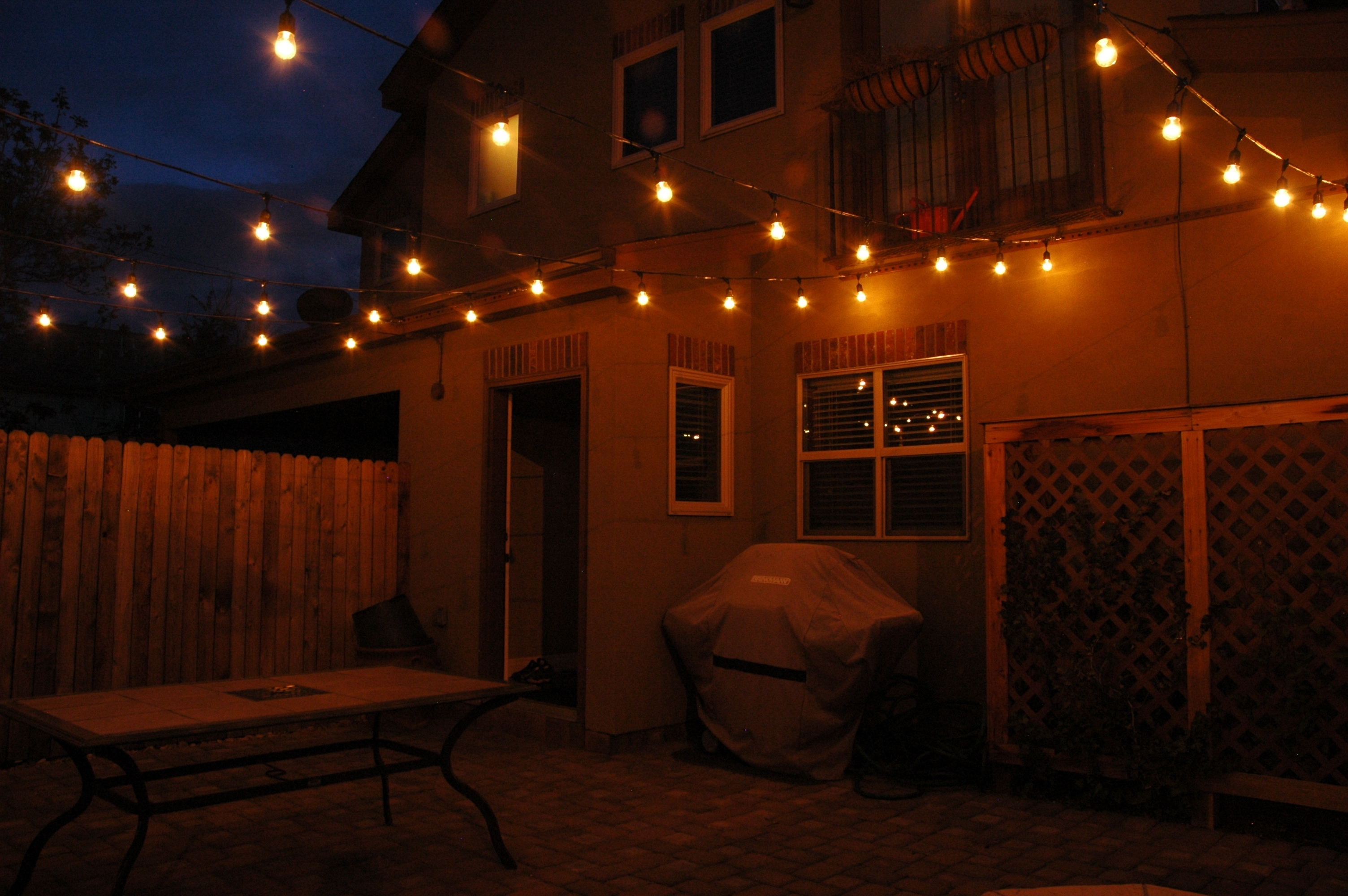 Patio String Lights Target Solar Led Outdoor Pole Indoor Uk With For Modern Outdoor Solar Lights At Target (#12 of 15)
